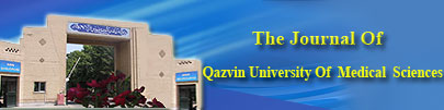 The Journal of Qazvin University of Medical Sciences